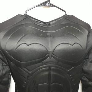 Batman Muscle Costume Youth Large